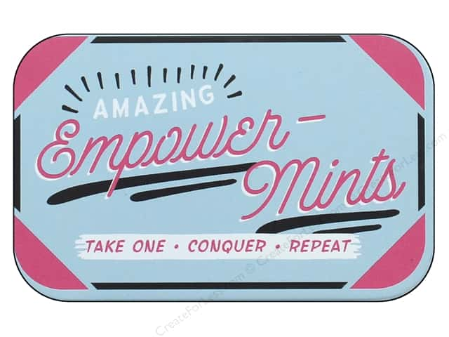 Molly & Rex Decorative Tin Small Empower Mints
