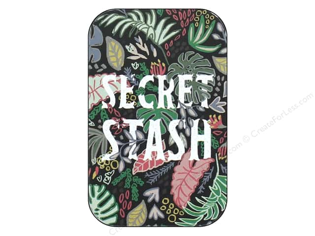 Molly & Rex Decorative Tin Small Secret Stash