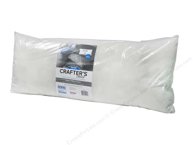 Fairfield Pillow Form Crafters Choice 16 in. x 38 in. Bench