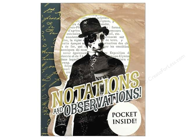 Molly & Rex Note Mini Portfolio Pocket Pad Notations
