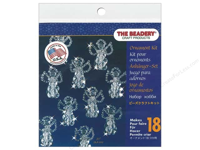 The Beadery Ornament Kit Little Angels