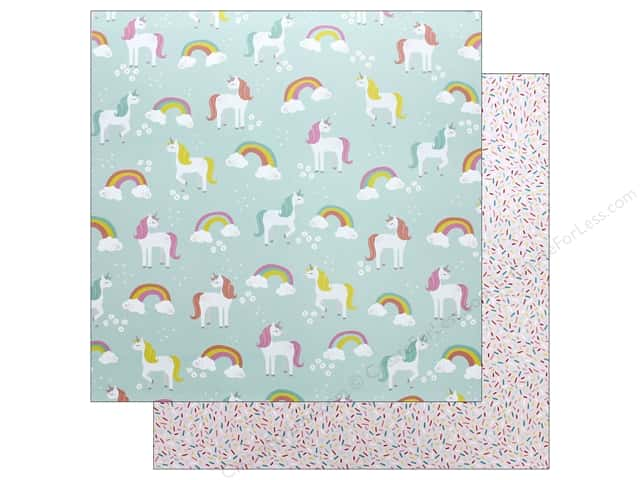 American Crafts Collection Dear Lizzy Stay Colorful 12 in. x 12 in. Gimme Five (25 pieces)