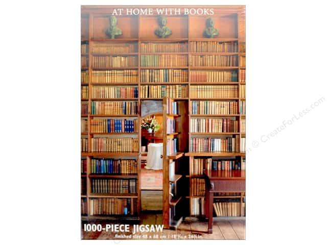 Cico At Home With Books Jigsaw Puzzle