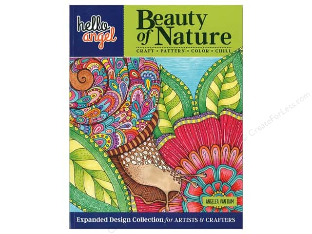 Design Originals Hello Angel Beauty Of Nature Book