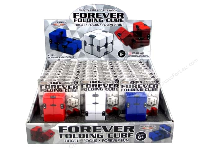 Shawshank POP Forever Folding Cube Assorted 24pc (24 pieces)