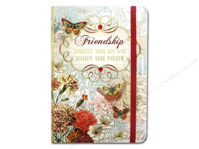 Punch Studio Journal Soft Cover Bungee Joy Of Friendship