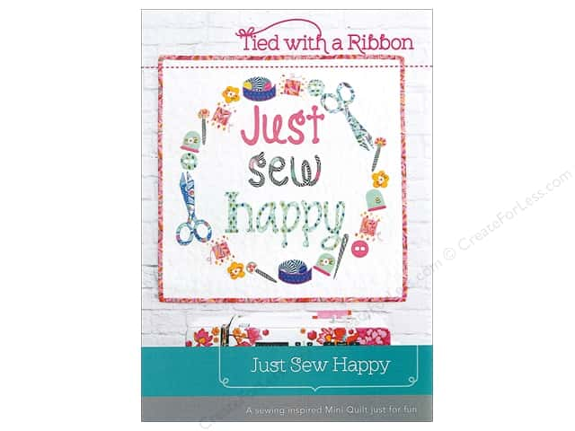 Tied With A Ribbon Just Sew Happy Pattern