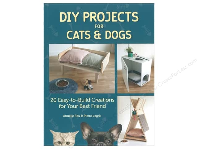 Companion House DIY Projects for Cats & Dogs Book