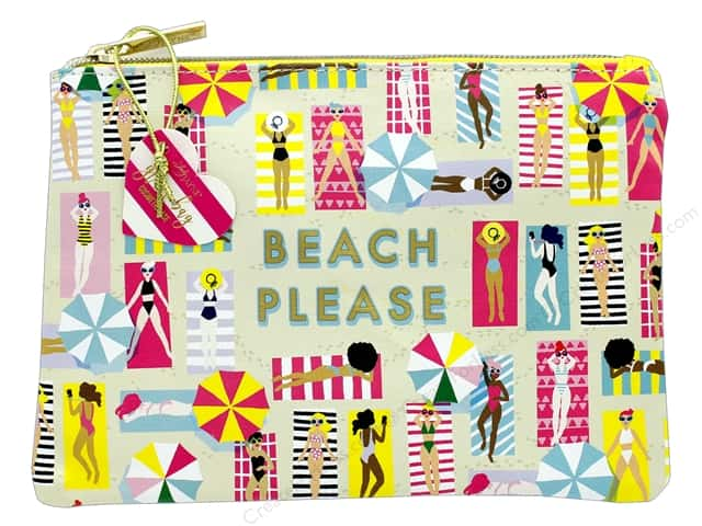 Lady Jayne Cosmetic Bag Glam Beach Babes