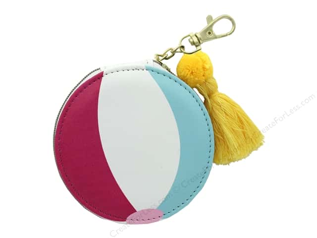 Lady Jayne Zip Pouch Beach Ball