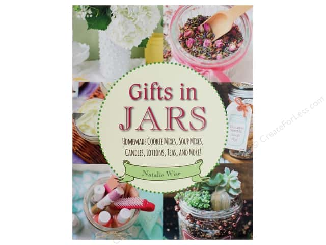 Skyhorse Publishing Gifts In Jars Book