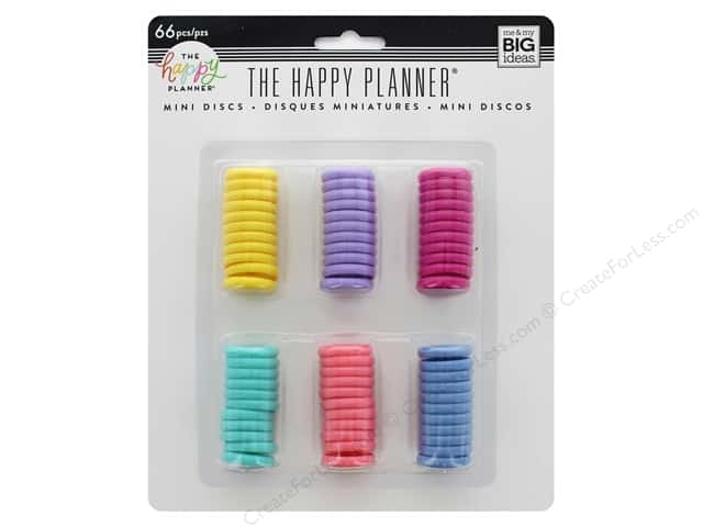 Me&My Big Ideas Collection Create 365 Happy Planner Disc Mini Value Pack