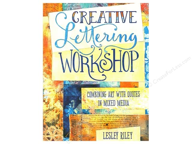 North Light Creative Lettering Workshop Book