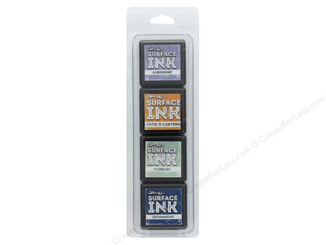 Brutus Monroe Surface Ink Mini Pad Collection Winter