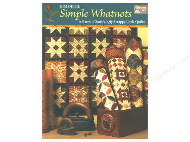 That Patchwork Place Simple Whatnots Book