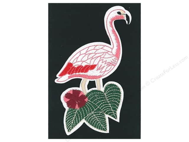 Mediac Applique XL Flamingo 2 pc