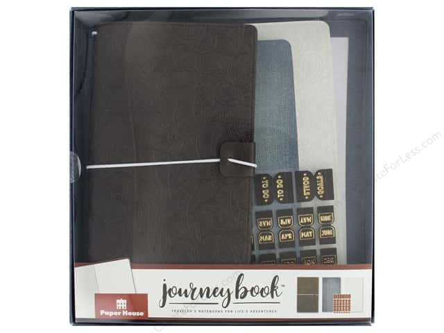 Paper House Collection Life Organized Journey Book Set Traveler Nashville