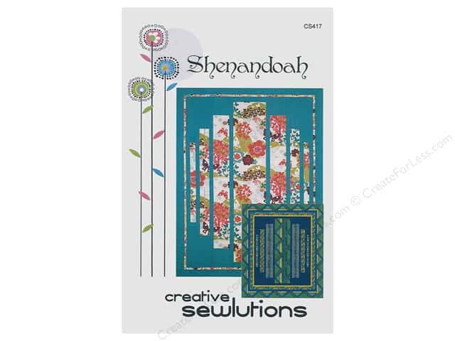 Creative Sewlutions Shenandoah Pattern