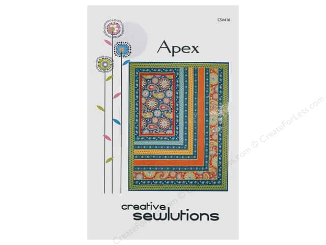 Creative Sewlutions Apex Pattern
