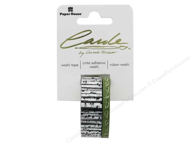 Paper House Washi Tape Birch