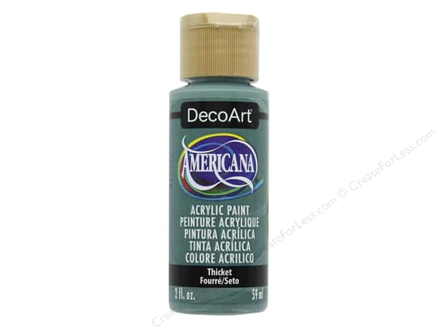 DecoArt Americana Acrylic Paint 2 oz. #357 Thicket