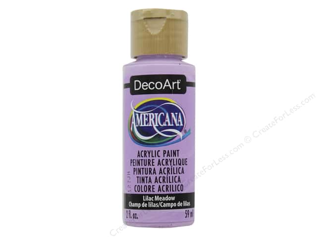 DecoArt Americana Acrylic Paint 2 oz. #367 Lilac Meadow