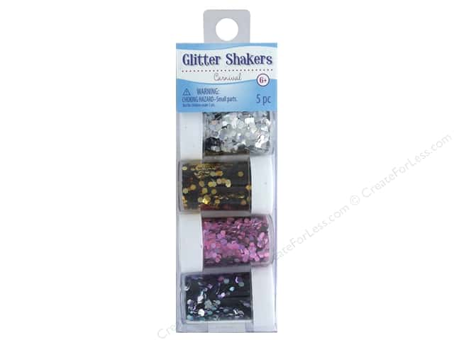 Sulyn Glitter Shakers Carnival 5 pc