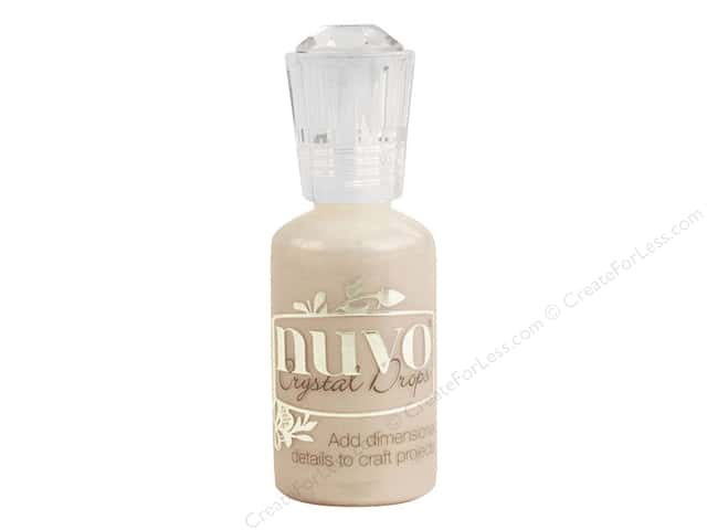 Nuvo Crystal Drops 1 oz. Caramel Cream