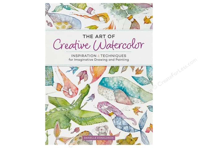 North Light The Art of Creative Watercolor Book