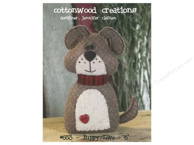 Cottonwood Creations Puppy Love Pattern
