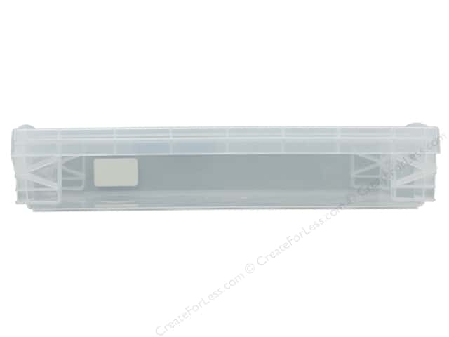 Storage Studios Super Stacker Pencil Box Clear