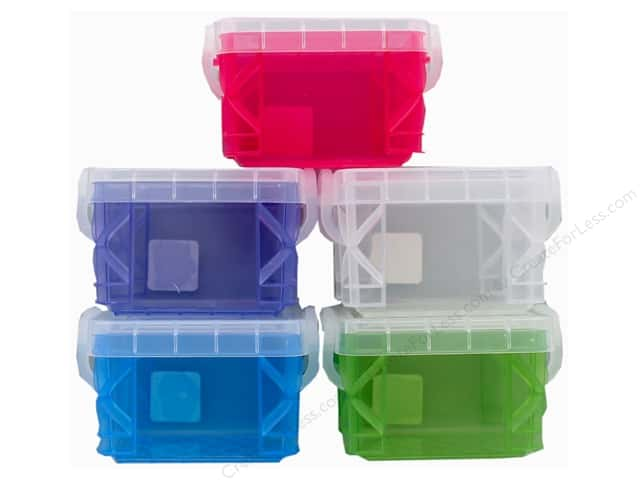 Storage Studios Super Stacker Pixie Box Assorted