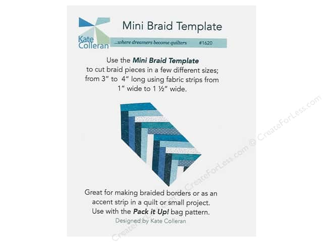 Seams Like A Dream Template Braid Mini