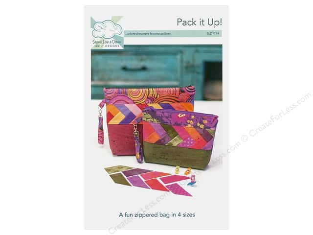 Seams Like A Dream Pack It Up Pattern