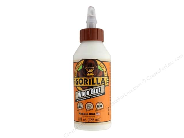 Gorilla Wood Glue 8 oz.
