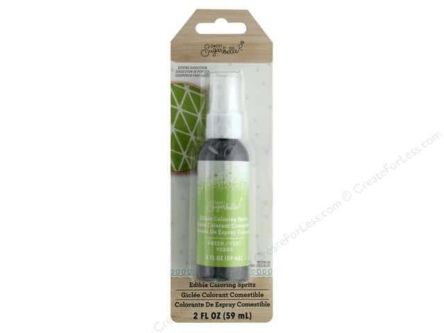 American Crafts Collection Sweet Sugarbelle Spray Mist 2 oz Lime Green