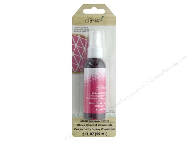 American Crafts Collection Sweet Sugarbelle Spray Mist 2 oz Magenta