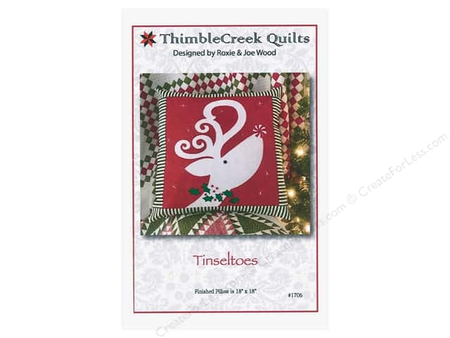 ThimbleCreek Quilts Tinseltoes Pattern
