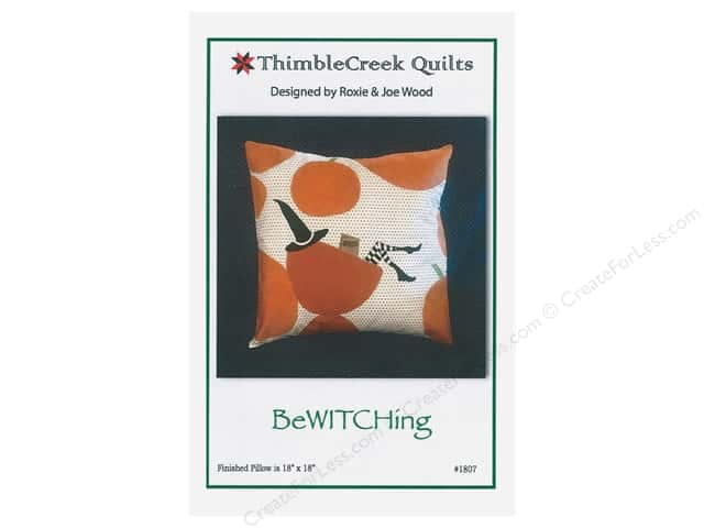 ThimbleCreek Quilts BeWITCHing Pattern