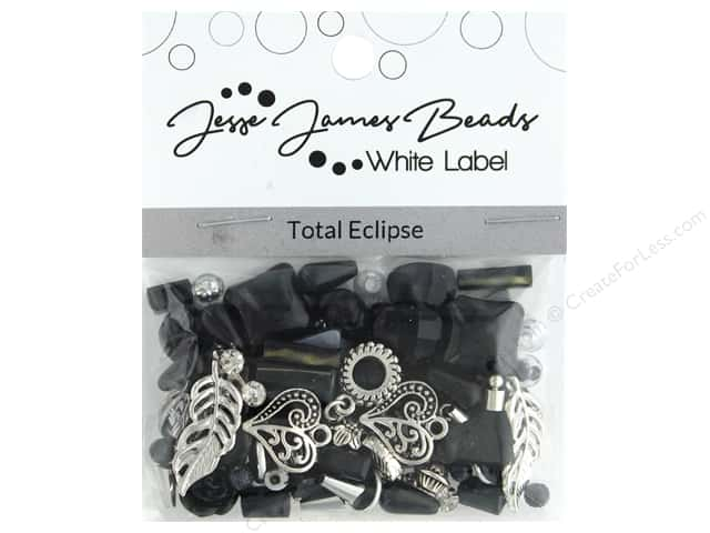 Jesse James Bead White Label Design Element Total Eclipse