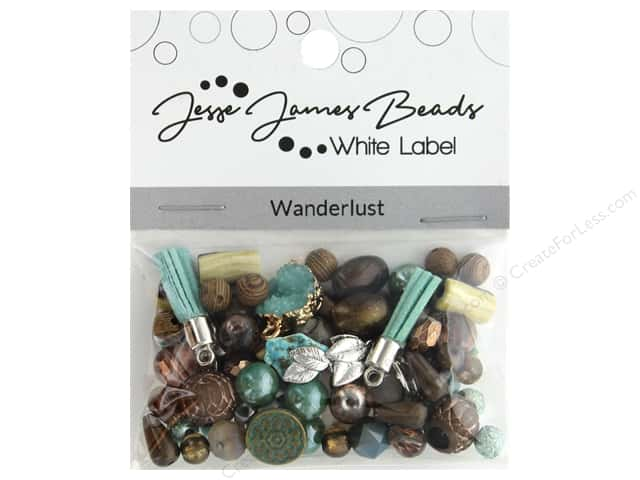 Jesse James Bead White Label Design Element Wanderlust