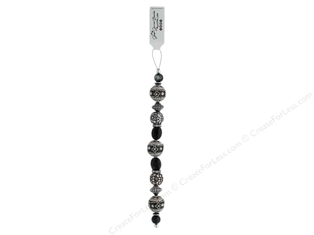 Jesse James Bead White Label Strand Total Eclipse