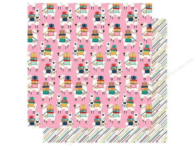 Carta Bella Pack Your Bags Paper 12 in. x 12 in. Travel Buddy (25 pieces)
