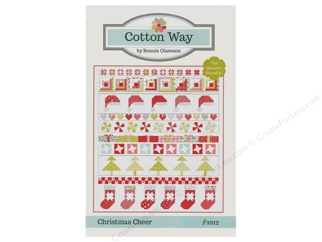Cotton Way Christmas Cheer Pattern