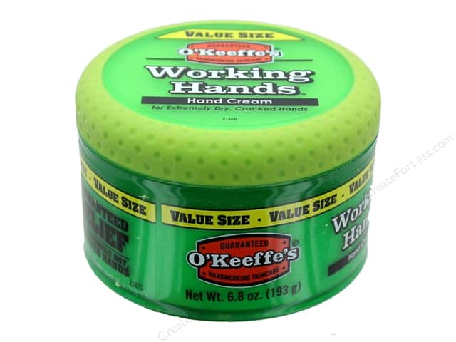 O'Keefe's Working Hands Hand Cream 6.8 oz