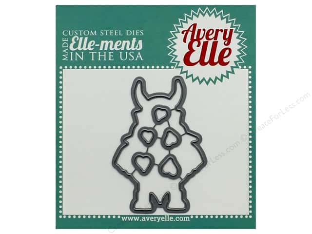 Avery Elle Die Elle-Ments Viking