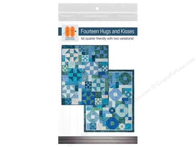Hunter's Design Studio Fourteen Hugs & Kisses Pattern