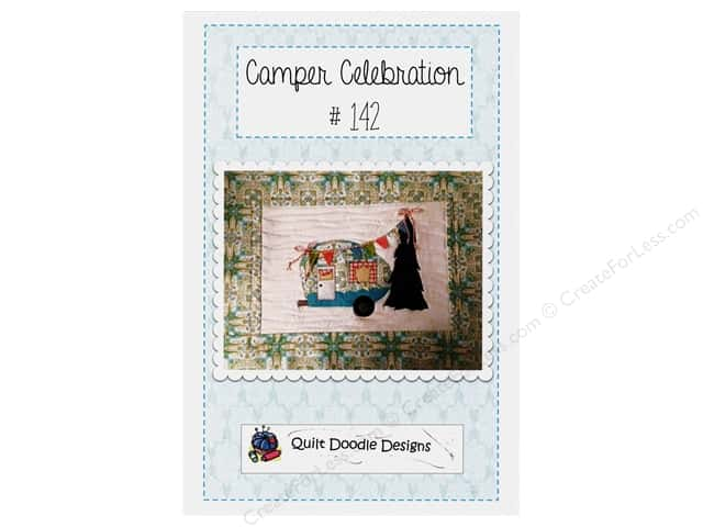 Quilt Doodle Designs Camper Celebration Pattern