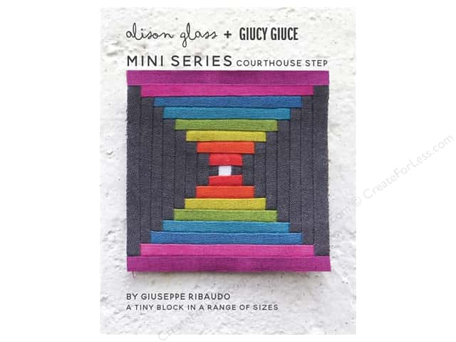 Alison Glass/Guicy Giuce Mini Courthouse Step Pattern
