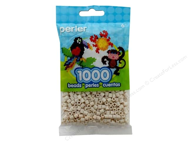Perler Beads 1000 pc. Toasted Marshmallow